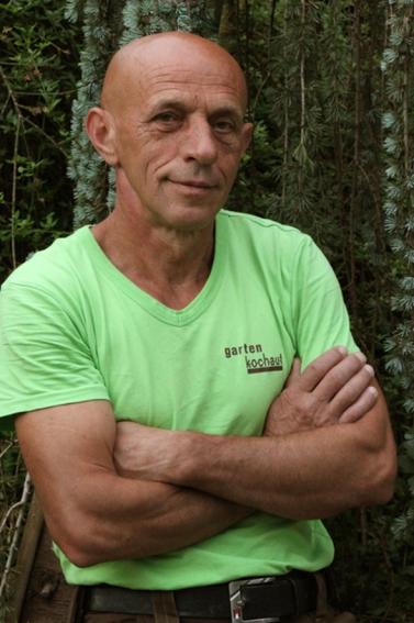 Abdulkadir Muminovic LKW-Fahrer in der Gartengestaltung