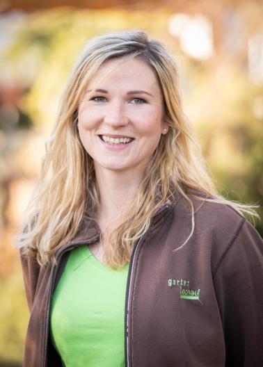 Erika Blünegger Gartencenter Verkäuferin