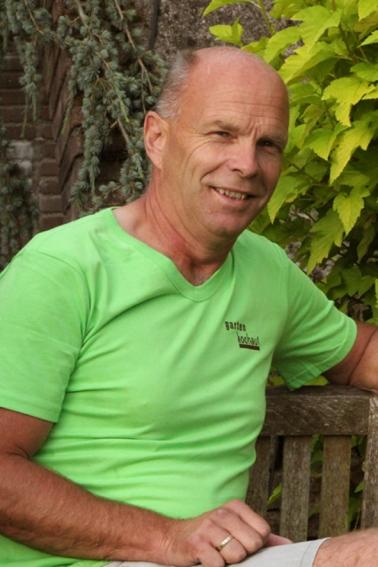 Helmut Kochauf Gartenplaner & Geschäftsführung der Gartengestaltung