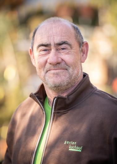 Jozsef Czapari Natursteinmaurer in der Gartengestaltung