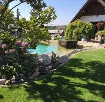 Unsere schönsten fertigen Gärten