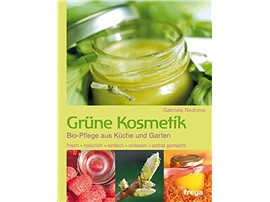 Grüne Kosmetik - In der Gärtnerei Kochauf bei Graz