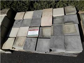 Baumschule Kochauf in Lieboch bei Graz - Sandsteinplatten 20x20 geschnitten und gestrahlt ca 8m², Preis pro Palette kaufen