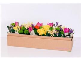 """Blumenbox Amsterdam """"Frühlingsgefühle"""" - In der Gärtnerei Kochauf bei Graz"""
