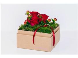 Romantische florale Ringbox - In unserem Garten Onlineshop