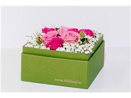 """Blumenbox Graz """"Rosa Wolke"""" - In der Gärtnerei Kochauf bei Graz"""