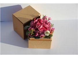 """Blumenbox Lieboch """"lila Nelke"""" - Für Ihren Wohlfühlgarten"""