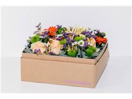 Für Ihren Wellnessgarten - Fröhliche Blumenmix