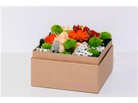 Bunter Blumengruß kaufen - Im Onlineshop für Garten